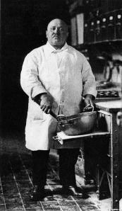 August Sander - Pastrycook, 1928