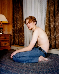 Katy Grannan - Wolf, Poughkeepsie, NY, 1999