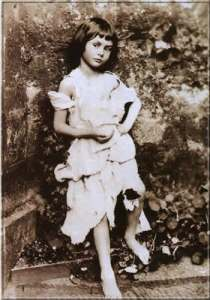 Alice Liddell - Lewis Carroll